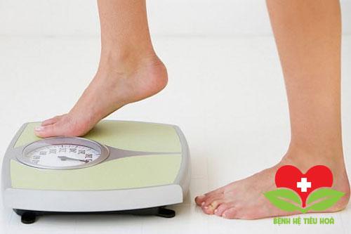 Sút cân bất thường gây là biểu hiện bệnh ung thư thực quản