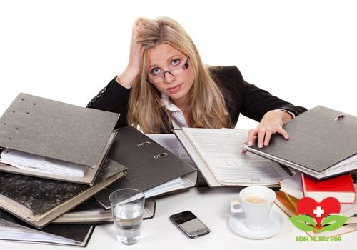 Hạn chế stress giúp bạn hạn chế biểu hiện của bệnh viêm đại tràng