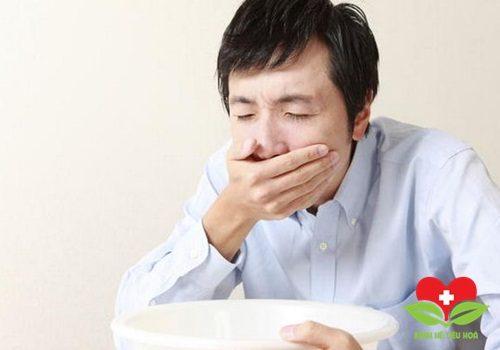 Cơ thể thường xuyên có hiện tượng ợ hơi