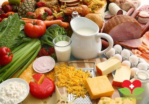 Bệnh nhân viêm loét dạ dày nên có chế độ ăn uống hợp lý