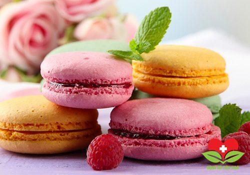 Đồ ngọt bao gồm bánh nướng và bánh ngọt