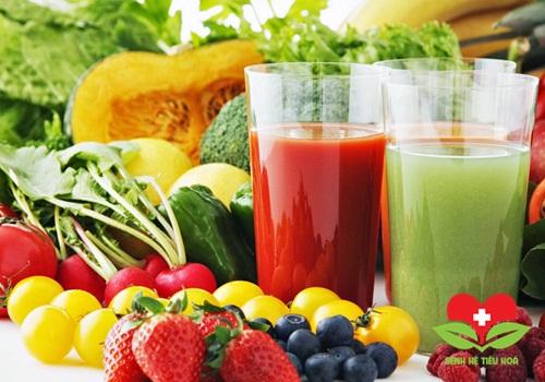 Cách trị viêm họng tại nhà bằng nước ép trái cây