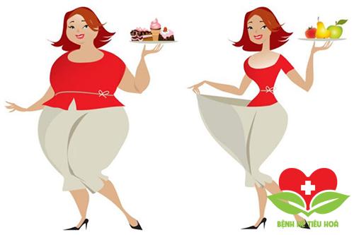Không cần ăn kiêng vẫn giúp giảm cân nhanh chóng