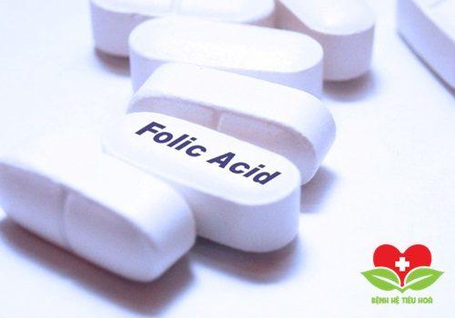 Sổ sung thêm những thực phẩm giàu Folic Acid