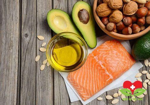Thực phẩm giàu Omega-3 rất quan trọng