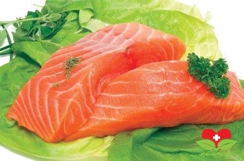 Cá hồi giàu chất dinh dưỡng, dễ tiêu hóa