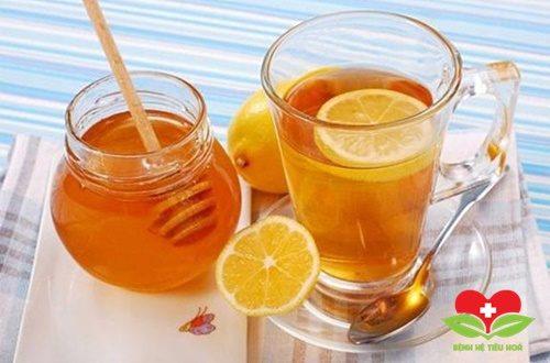 Mật ong tốt cho người bệnh viêm họng