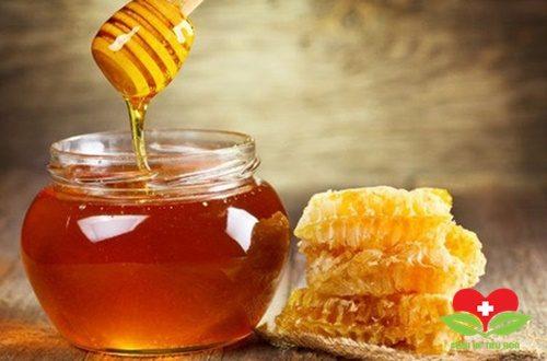 Mật ong chữa bệnh xuất huyết dạ dày