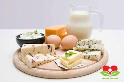 Người bị xuất huyết dạ dày nên ăn gì?
