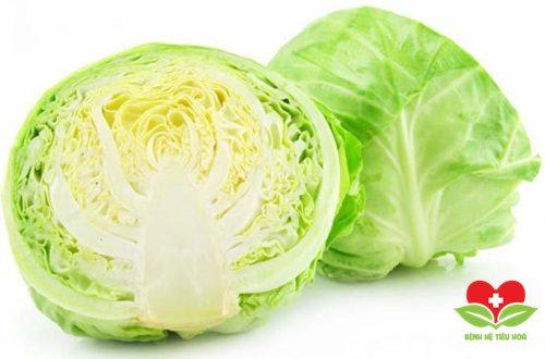 Bắp cải có thể chữa lành các vết loét dạ dày
