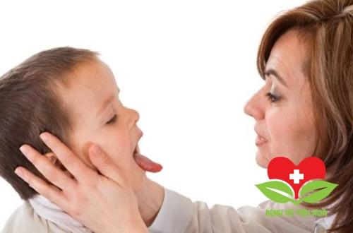 Phòng ngừa trẻ bị viêm loét miệng