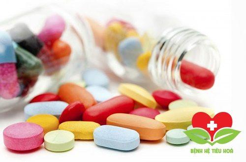 Viêm lưỡi bản đồ uống thuốc gì?