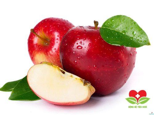 Táo là loại quả thúc đẩy dạ dày và đường ruột hoạt động