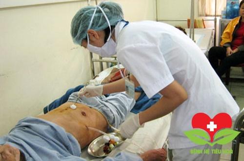Chế độ chăm sóc bệnh nhân tắc ruột