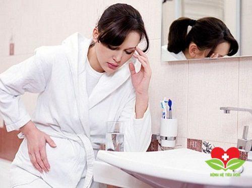 Bí quyết giúp phụ nữ mang thai hết bệnh viêm loét dạ dày tá tràng