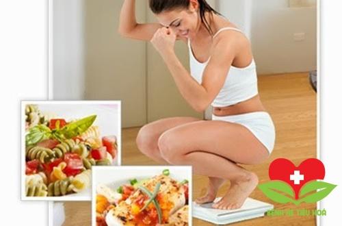 Dinh dưỡng đúng và đủ