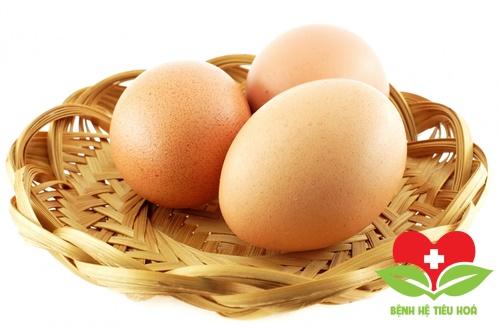 Trứng bổ sung protein cho cơ thể