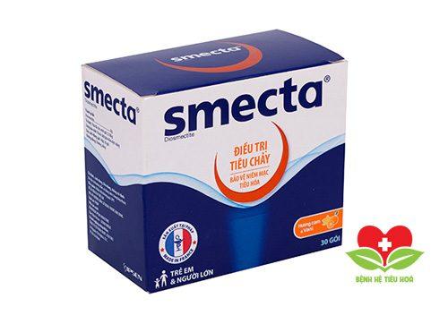 cách sử dụng thuốc Smecta an toàn hiệu quả
