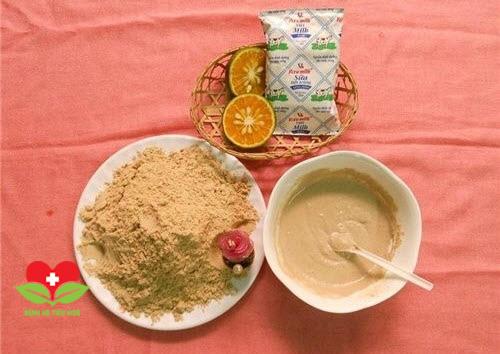 Một số bài thuốc làm đẹp từ bột cam thảo